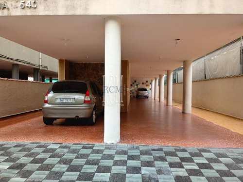 Apartamento, código 1787 em São Vicente, bairro Itararé