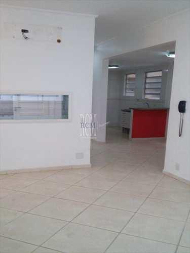 Apartamento, código 1778 em São Vicente, bairro Centro