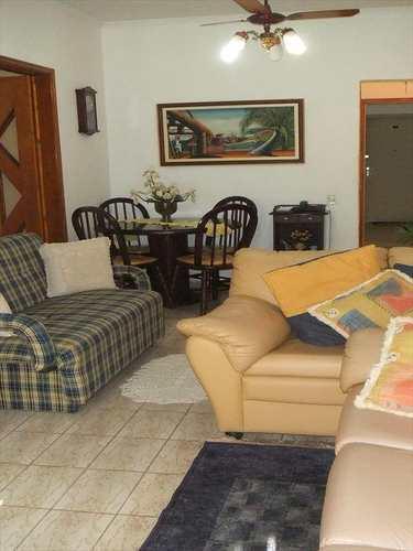 Apartamento, código 1773 em São Vicente, bairro Itararé