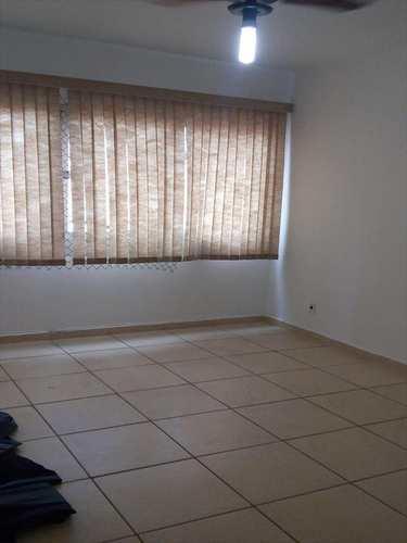 Apartamento, código 1758 em São Vicente, bairro Itararé