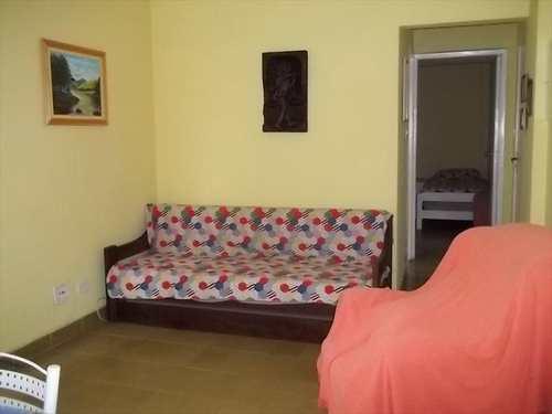 Apartamento, código 1754 em São Vicente, bairro Itararé