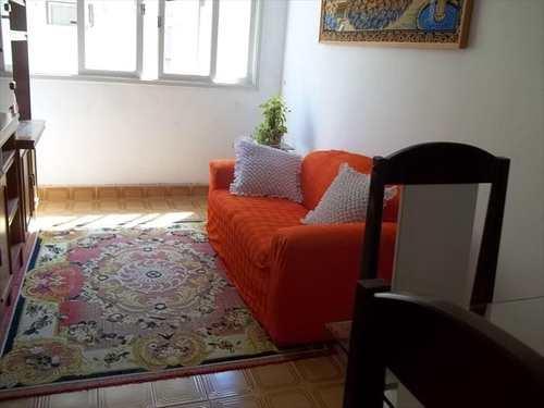 Apartamento, código 1743 em São Vicente, bairro Itararé