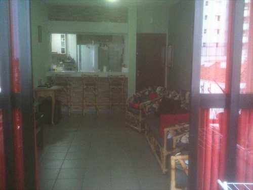 Apartamento, código 1733 em São Vicente, bairro Centro
