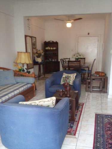 Apartamento, código 1731 em São Vicente, bairro Itararé