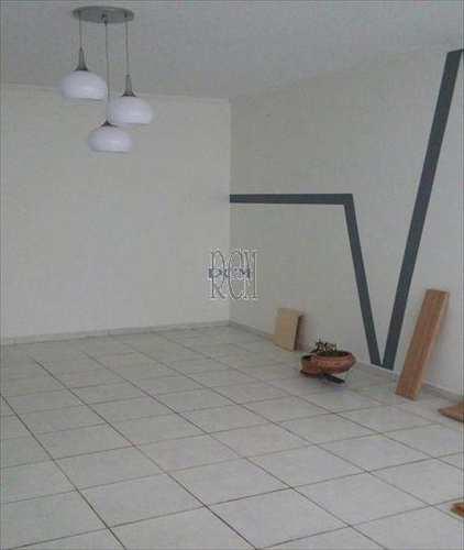 Apartamento, código 1703 em São Vicente, bairro Itararé