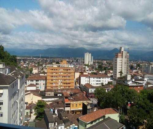 Apartamento, código 1702 em São Vicente, bairro Itararé