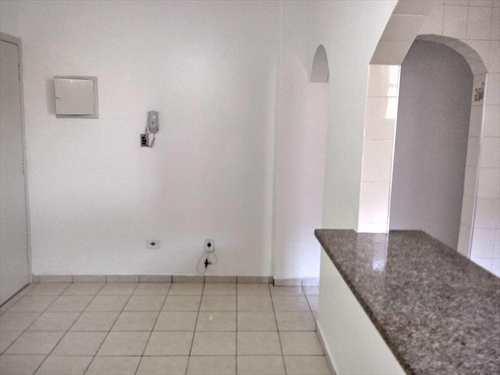Apartamento, código 1806 em São Vicente, bairro Itararé