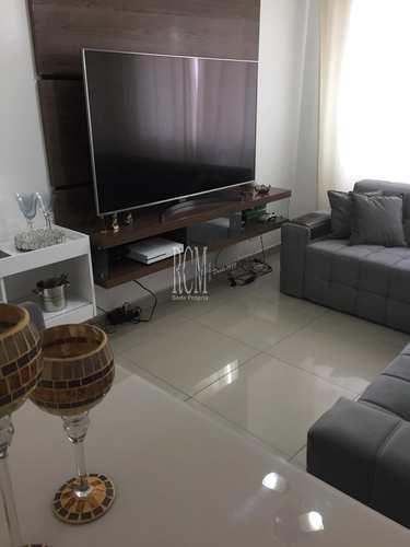 Apartamento, código 1694 em São Vicente, bairro Centro