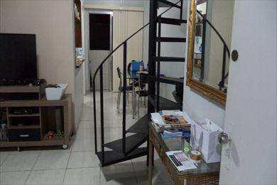 Apartamento, código 1682 em São Vicente, bairro Itararé