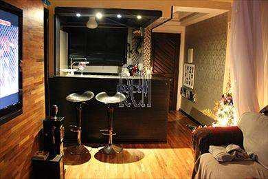 Apartamento, código 1663 em São Vicente, bairro Ilha Porchat
