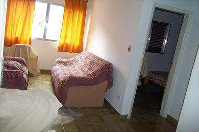 Apartamento, código 1660 em São Vicente, bairro Itararé