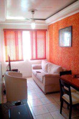 Apartamento, código 1656 em São Vicente, bairro Itararé