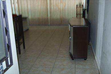 Apartamento, código 1636 em São Vicente, bairro Itararé
