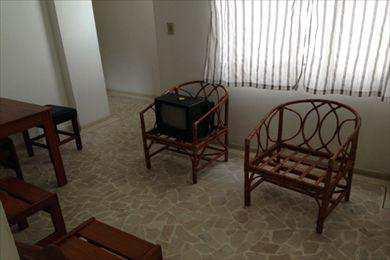 Apartamento, código 1632 em São Vicente, bairro Itararé