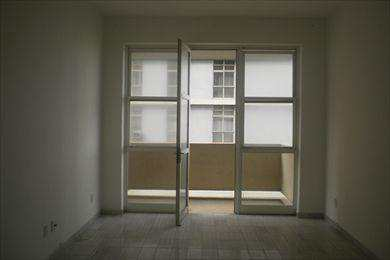 Apartamento, código 1628 em São Vicente, bairro Itararé