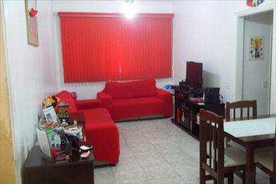 Apartamento, código 1569 em São Vicente, bairro Centro
