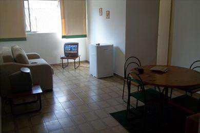 Apartamento, código 1565 em São Vicente, bairro Itararé