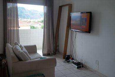 Apartamento, código 1559 em São Vicente, bairro Centro
