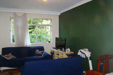 Apartamento, código 1548 em São Vicente, bairro Biquinha