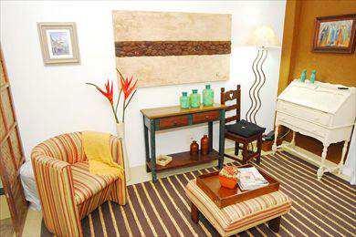 Apartamento, código 1446 em São Vicente, bairro Itararé