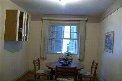 Apartamento, código 1254 em São Vicente, bairro Centro