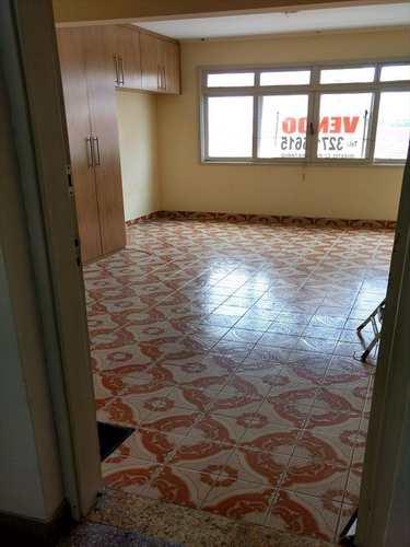 Sala Living, código 991 em São Vicente, bairro Centro