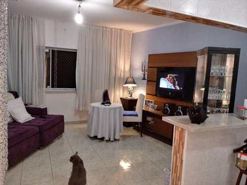 Sala Living, código 779 em São Vicente, bairro Ilha Porchat