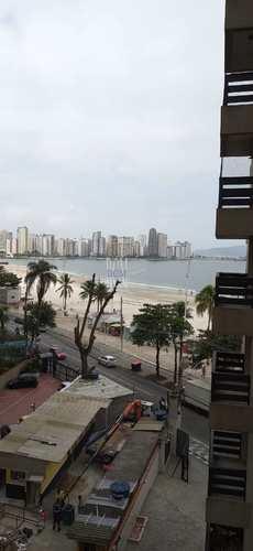 Sala Living, código 776 em São Vicente, bairro Centro