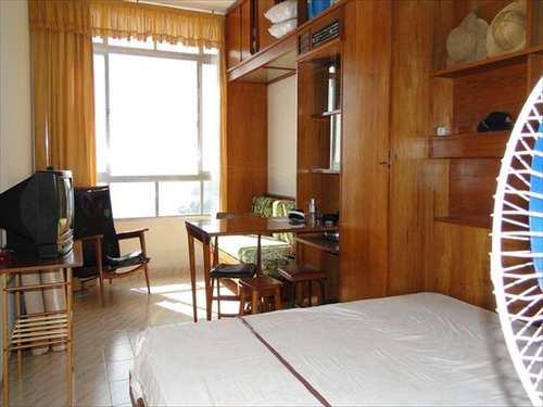 Sala Living, código 774 em São Vicente, bairro Morro dos Barbosas