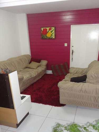 Sala Living, código 764 em São Vicente, bairro Centro