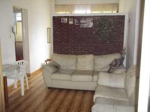 Sala Living, código 760 em São Vicente, bairro Itararé