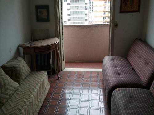 Sala Living, código 762 em São Vicente, bairro Itararé