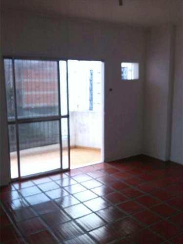 Kitnet, código 768 em São Vicente, bairro Centro