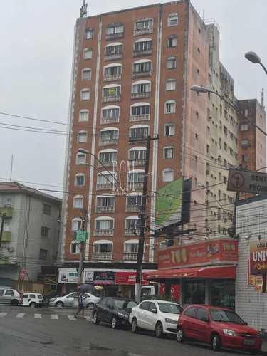 Apartamento, código 91075 em São Vicente, bairro Vila Cascatinha