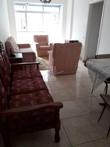 Apartamento, código 91135 em São Vicente, bairro Centro