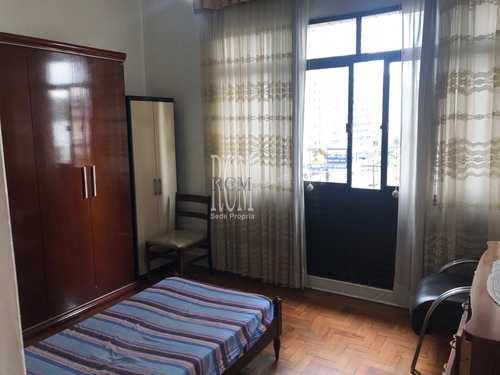 Sala Living, código 91137 em São Vicente, bairro Itararé