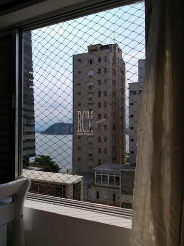 Apartamento, código 91149 em São Vicente, bairro Centro