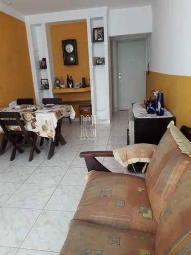 Apartamento, código 91170 em São Vicente, bairro Itararé