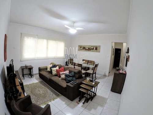 Apartamento, código 91176 em São Vicente, bairro Centro