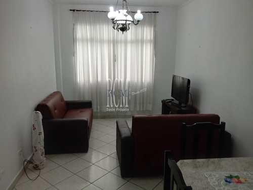 Apartamento, código 91181 em São Vicente, bairro Centro