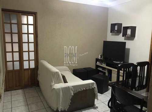 Apartamento, código 91191 em São Vicente, bairro Centro