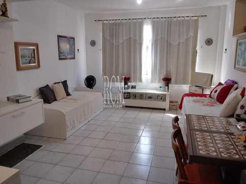 Apartamento, código 91218 em São Vicente, bairro Centro