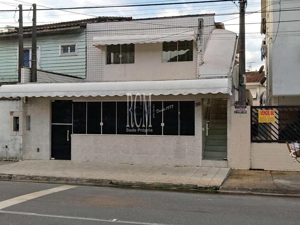 Conjunto Comercial em São Vicente, no bairro Vila Valença
