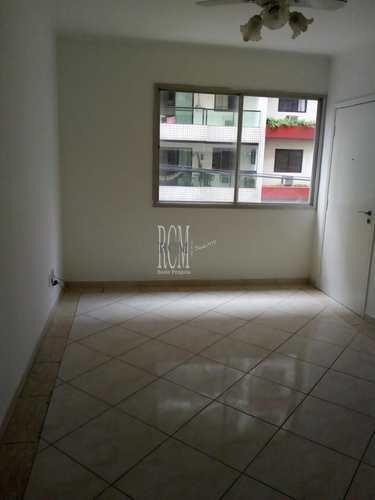 Apartamento, código 91249 em São Vicente, bairro Itararé