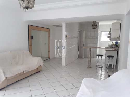 Apartamento, código 91260 em São Vicente, bairro Itararé