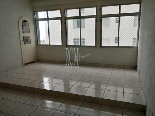 Apartamento, código 91279 em São Vicente, bairro Itararé