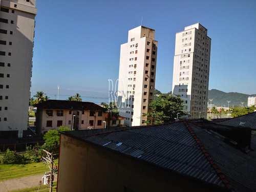 Apartamento, código 91290 em São Vicente, bairro Itararé