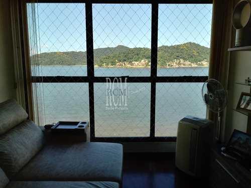 Apartamento, código 91291 em São Vicente, bairro Centro
