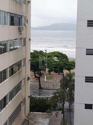 Apartamento, código 91299 em São Vicente, bairro Itararé