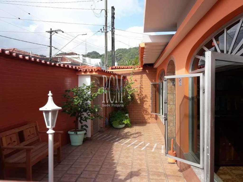 Casa em São Vicente, no bairro Jardim Independência